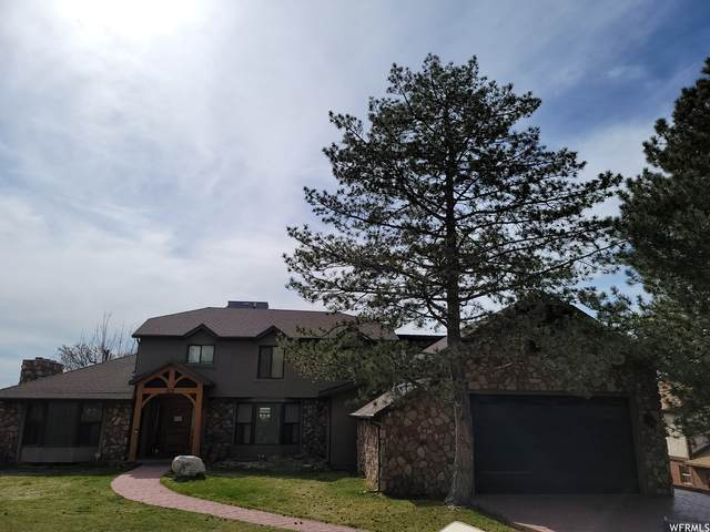 2778 S Edgehill Dr, Bountiful, UT 84010 (#1734051) :: Utah Dream Properties