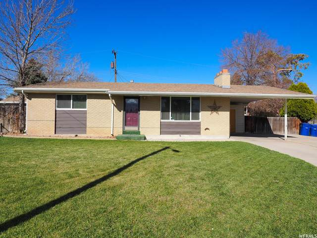 4942 W Laredo Cir S, West Valley City, UT 84120 (#1734158) :: Red Sign Team