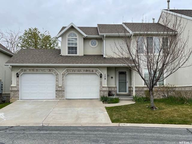 178 Park Shadows Cir, Bountiful, UT 84010 (#1734334) :: McKay Realty