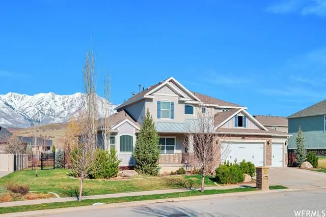 5925 N Rollins Ranch Rd, Mountain Green, UT 84050 (#1734337) :: Zippro Team