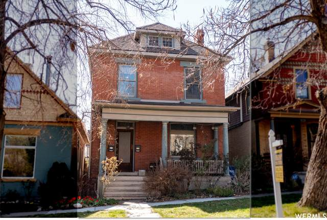 183 N H St, Salt Lake City, UT 84103 (#1734556) :: C4 Real Estate Team