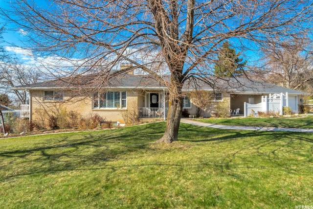 1147 E Bountiful Hills Dr, Bountiful, UT 84010 (#1734702) :: Exit Realty Success