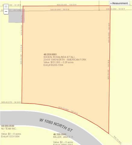 234 W 1080 N #1, American Fork, UT 84003 (#1734821) :: Red Sign Team