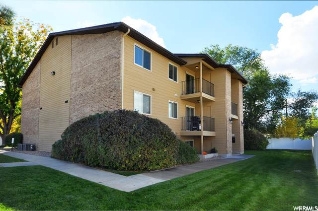 808 E Cedar Pine Ct S #11, Salt Lake City, UT 84106 (#1734841) :: Pearson & Associates Real Estate