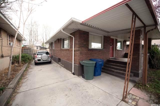 728 E 1700 S, Salt Lake City, UT 84105 (#1734891) :: Pearson & Associates Real Estate