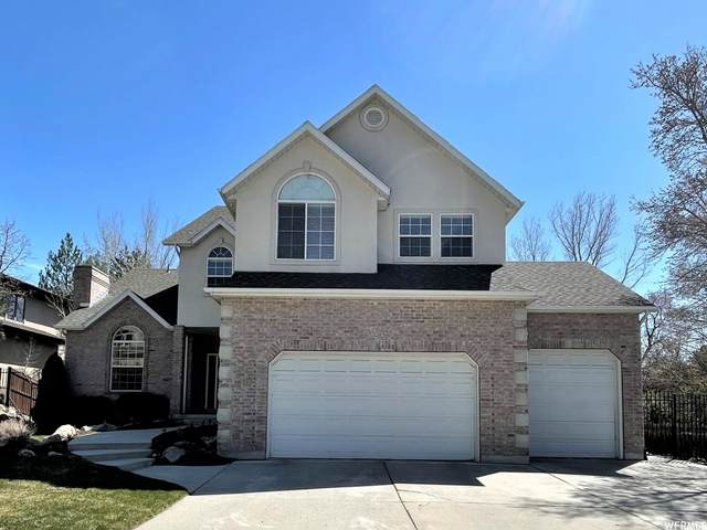 2602 E Tuxedo Cir S, Cottonwood Heights, UT 84093 (MLS #1735149) :: Lookout Real Estate Group