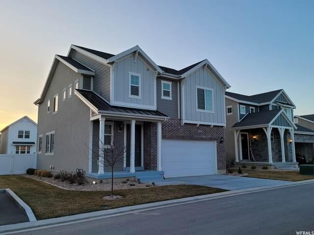 2399 N 3370 W, Lehi, UT 84043 (#1735236) :: Berkshire Hathaway HomeServices Elite Real Estate