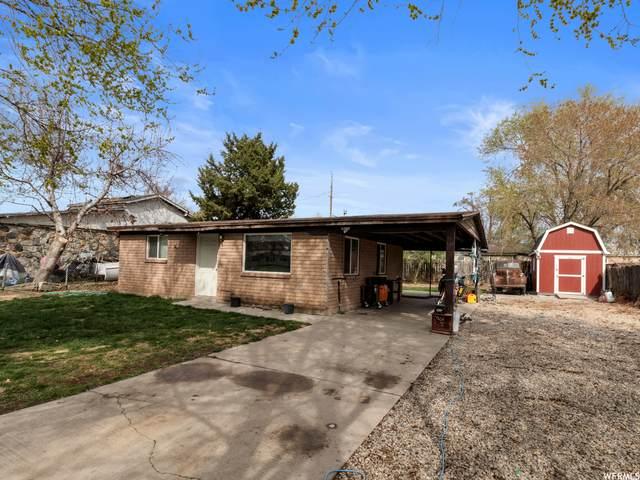 6163 S Rainy Ln W, Murray, UT 84107 (#1735445) :: Berkshire Hathaway HomeServices Elite Real Estate