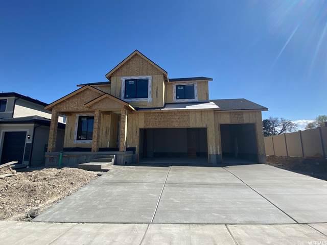 1247 W Waverly Hl #112, West Jordan, UT 84084 (#1735467) :: Bustos Real Estate | Keller Williams Utah Realtors