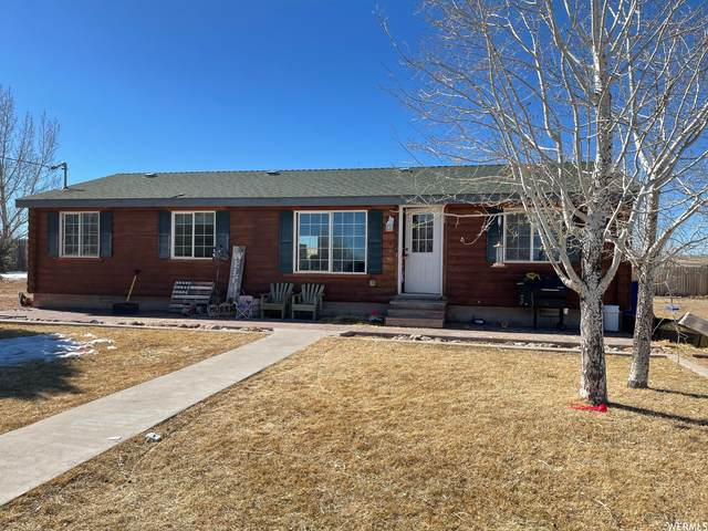 3124 S 4000 E, Vernal, UT 84078 (#1735584) :: Utah Best Real Estate Team | Century 21 Everest