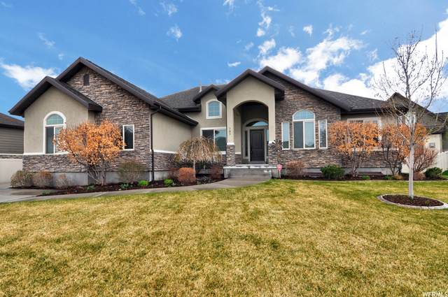 783 W Mystic Creek Way S, South Jordan, UT 84095 (#1735588) :: Bustos Real Estate | Keller Williams Utah Realtors