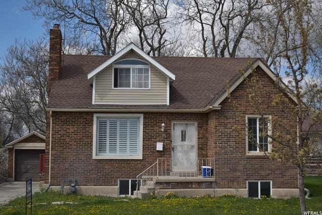 159 N Tremont, Tremonton, UT 84337 (#1735647) :: C4 Real Estate Team