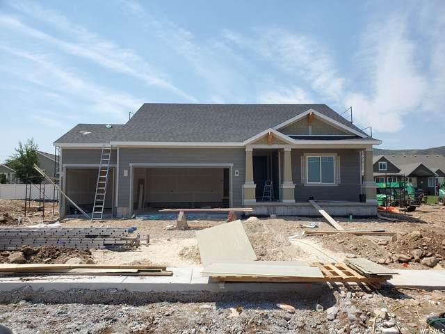 1154 E 2740 S #46, Heber City, UT 84032 (#1735754) :: Utah Real Estate