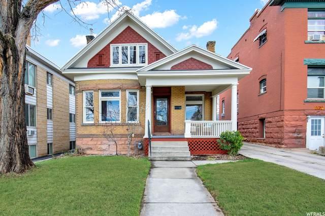1135 E 500 S, Salt Lake City, UT 84102 (#1735813) :: Utah Best Real Estate Team | Century 21 Everest