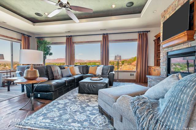1210 W Indian Hills Dr #27, St. George, UT 84770 (MLS #1735866) :: Lookout Real Estate Group
