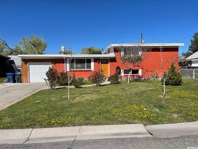 3284 S Scottsdale Dr W, West Valley City, UT 84120 (#1735946) :: REALTY ONE GROUP ARETE
