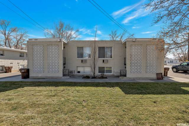 3153 W 3650 S, West Valley City, UT 84119 (#1735950) :: REALTY ONE GROUP ARETE