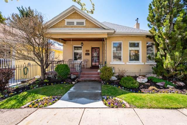 416 E 7TH Ave N, Salt Lake City, UT 84103 (#1735989) :: C4 Real Estate Team