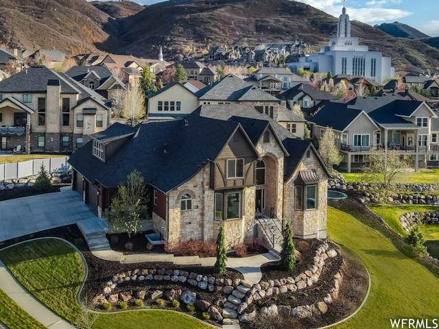 1864 E Sage Hollow Dr, Draper, UT 84020 (#1736073) :: The Perry Group