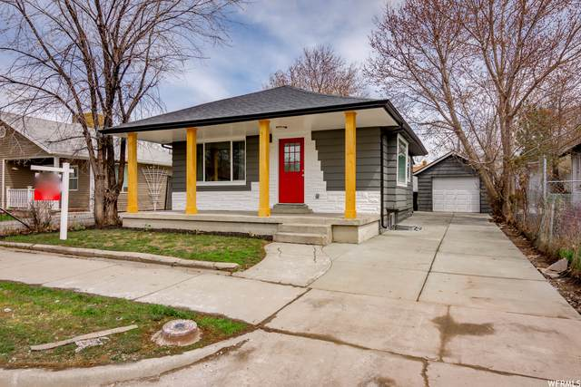 2591 S 600 E, Salt Lake City, UT 84106 (#1736161) :: C4 Real Estate Team