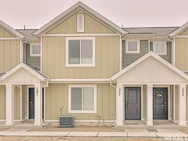 577 E Hall St, Stansbury Park, UT 84074 (#1736183) :: Colemere Realty Associates