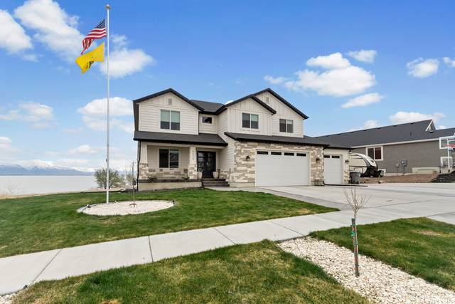 3324 S Black Bittern Way, Saratoga Springs, UT 84045 (#1736185) :: Colemere Realty Associates