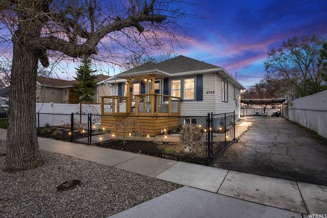 2725 S 800 E, Salt Lake City, UT 84106 (#1736237) :: C4 Real Estate Team