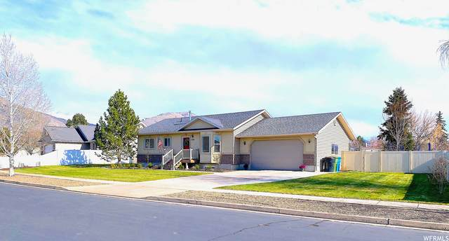 834 W 2980 S, Nibley, UT 84321 (#1736323) :: Doxey Real Estate Group