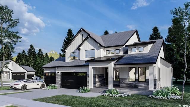 4884 W Step Rock Ln S #17, Herriman, UT 84096 (#1736369) :: Utah Dream Properties