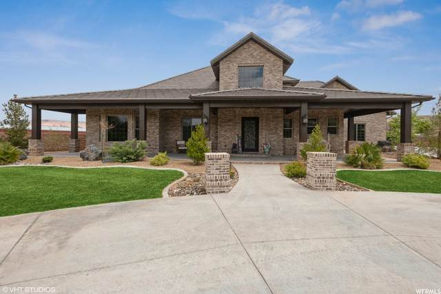 545 S 1530 W, Hurricane, UT 84737 (#1736413) :: The Perry Group