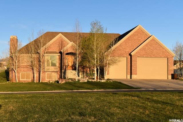 7516 S Evan Hill Rd, West Jordan, UT 84081 (#1736468) :: Utah Dream Properties