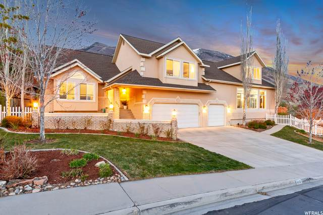 4012 W Oak Rd N, Cedar Hills, UT 84062 (#1736478) :: C4 Real Estate Team