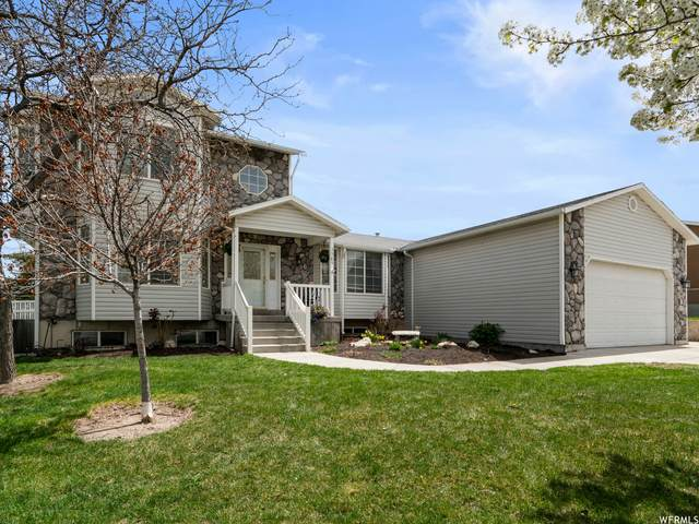 3589 S Patriot Dr W, Magna, UT 84044 (#1736523) :: Black Diamond Realty
