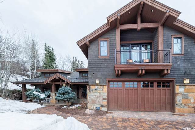 8679 N Saddleback Cir W, Park City, UT 84098 (#1736585) :: Villamentor