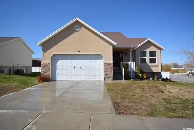 5744 W Bonica Ln S, Herriman, UT 84096 (#1736663) :: Utah Dream Properties
