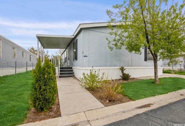 3278 W Hanover Park Dr S #232, West Valley City, UT 84119 (#1736740) :: C4 Real Estate Team