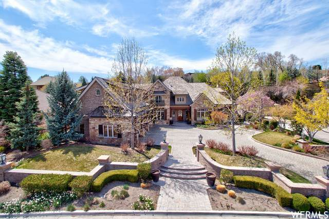 4463 N Vintage Dr, Provo, UT 84604 (MLS #1736800) :: Summit Sotheby's International Realty