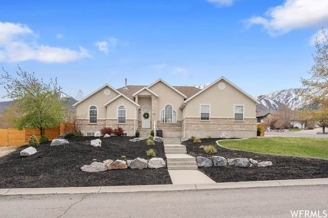 380 N Amerigo Lane, Elk Ridge, UT 84651 (#1736901) :: C4 Real Estate Team