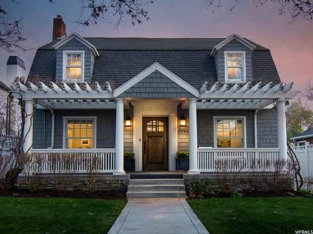 1740 E Hubbard Ave, Salt Lake City, UT 84108 (MLS #1737031) :: Summit Sotheby's International Realty