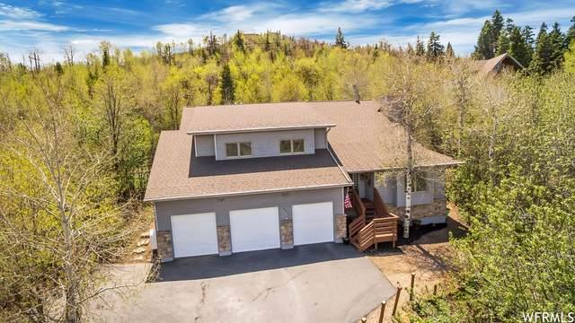 4315 Hidden Cove Rd, Park City, UT 84098 (#1737069) :: Gurr Real Estate