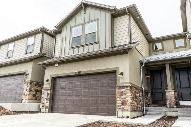 1128 W Wasatch Springs Rd, Heber City, UT 84032 (#1737274) :: C4 Real Estate Team
