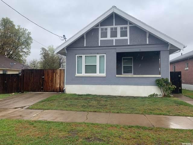 1264 Jefferson Ave., Ogden, UT 84404 (#1737322) :: Utah Dream Properties