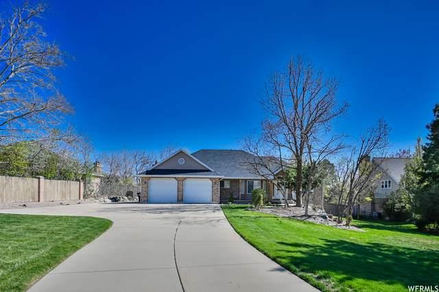 388 E Mutton Hollow Rd, Kaysville, UT 84037 (MLS #1737385) :: Summit Sotheby's International Realty