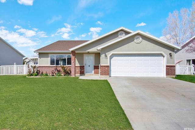 2154 S 825 E, Clearfield, UT 84015 (MLS #1737454) :: Summit Sotheby's International Realty