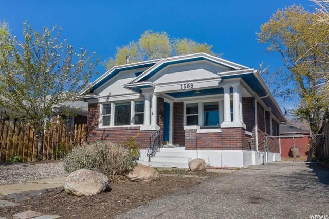 1585 S 900 E, Salt Lake City, UT 84105 (MLS #1737491) :: Summit Sotheby's International Realty