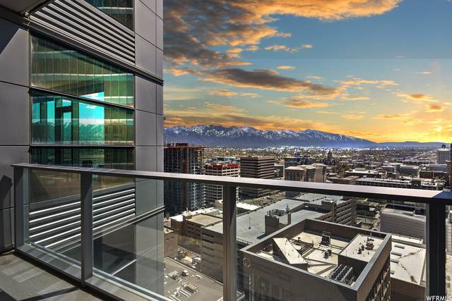 35 E 100 S S #1805, Salt Lake City, UT 84111 (#1737548) :: Pearson & Associates Real Estate