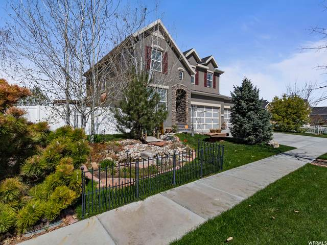 1696 S 2095 W, Woods Cross, UT 84087 (#1737619) :: goBE Realty