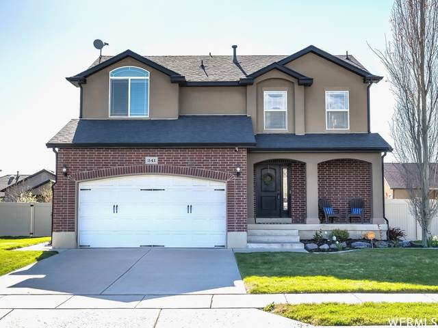 241 N 3600 W, Layton, UT 84041 (MLS #1737661) :: Summit Sotheby's International Realty