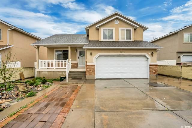 2971 S Tolman Crest Way Lot207, West Valley City, UT 84119 (#1737676) :: Utah Dream Properties