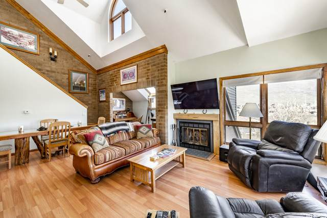 3285 Lower Saddleback Rd 5A, Park City, UT 84098 (#1737750) :: Villamentor